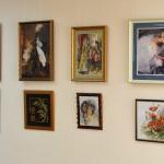 Выставка работ Людмилы Полевой