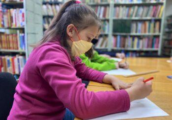 Диктант в библиотеке «Родной язык — неиссякаемый родник»