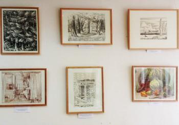 О выставке к 85-летию Л.А. Чемодурова