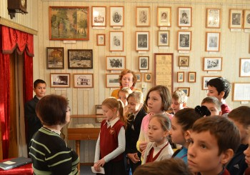 О кабинете-музее И.Ф. Горбунова
