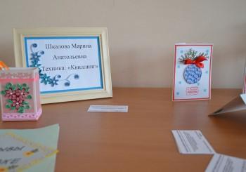 О выставке Марины Шкаловой