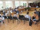 В ЦГБ им. И.Ф. Горбунова прошло мероприятие против наркотиков
