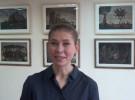 В ЦГБ им. И.Ф. Горбунова открылась выставка художественных работ Олеси Габрильян