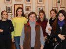 Студенты техникума им. С.П. Королева посетили Кабинет-музей И.Ф. Горбунова