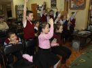 В Детской библиотеке прошла игровая программа «С чего начинается сказка»