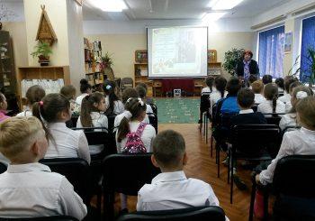 Воспитанникам оздоровительного лагеря Школы № 7 рассказали о начале Великой Отечественной войны
