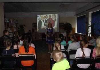 В ЦГБ им. И.Ф. Горбунова о художнике-мультипликаторе В.А. Никитине показали фильм