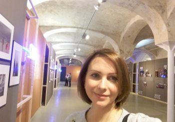 Сотрудник ЦГБ им. И.Ф. Горбунова посетила московский Центр современного искусства