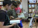 Книжная выставка «Приключения таинственные и загадочные» работает в Детской библиотеке