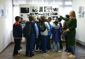 ЦГБ им. И.Ф. Горбунова приглашает всех желающих посетить выставки в Галерее современного искуства