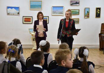 Городской фестиваль творчества «Краски осени» открылся!