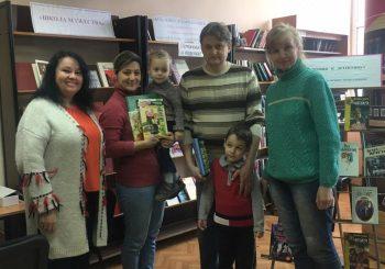 Итоги конкурса «Самая читающая семья» были подведены на очередном заседании участников Клуба «Детектив»