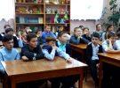 Сегодня в библиотеке-филиале №2 состоялась встреча учеников СОШ №2, 5 «Д» класса с психологом