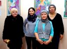 В библиотеке-филиале №2 открылась выставка работ художника Светланы Дедюк