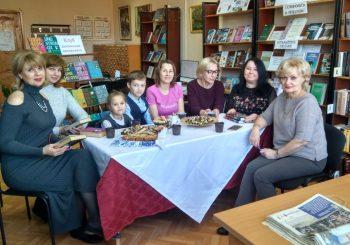 Заседание клуба «Детектив» состоялось в зале абонемента центральной библиотеки