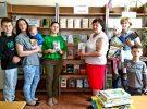 В библиотеке-филиале №2состоялась выставка-реклама «Представляемновуюкнигу»!