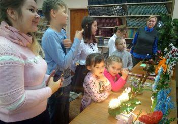 Час краеведения о жизни и творчестве И. Ф. Горбунова прошел в библиотеке-филиале №2