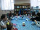Мастер-класс в библиотеке-филиале № 2 «Веселые снеговики»